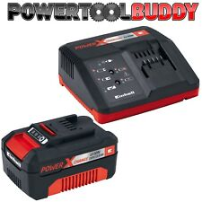 Einhell Power X Change Battery Charger Starter Kit 18volt 1 x 3.0Ah Li-Ion