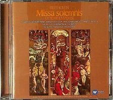 Beethoven: Missa Solemnis KLEMPERER Sodetstrom/Hoffgen etc NPO CD 1965/2015
