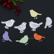 Metal Cutting Dies Stencil Scrapbook Paper Card Embossing Craft DIY Bird Die-Cut