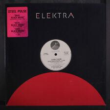 STEEL PULSE: Save Black Music 12 (dj, title tag on company sleeve) Reggae