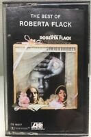 The Best Of - Roberta Flack - Cassette Tape CS 19317