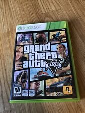 Grand Theft Auto 5 IV For Xbox 360 Cib Game Tested Works ES