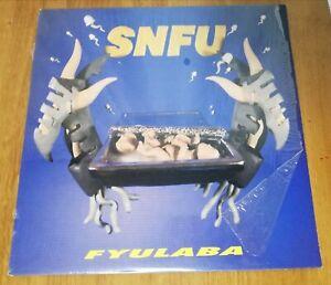 SNFU Fyulaba 1996 Vinyl LP nofx lagwagon hardcore punk ORIGINAL