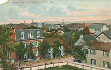 Hagerstown MD * General View   1908   Washington Co.