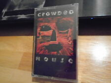 SEALED RARE OOP Crowded House CASSETTE TAPE Woodface 1991 Split Enz beach boys !