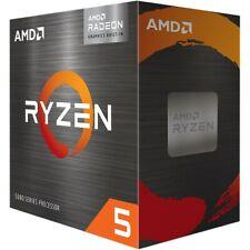 AMD Ryzen 5 5600G Processor (4.4 GHz, 6 Cores, Socket AM4) Box - 100-100000252BOX