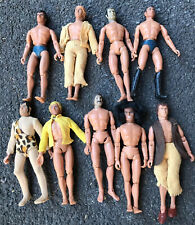 Vintage 70's Mego Action Figure Lot Planet of the Apes Marvel Conan + More