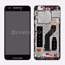 US Google Huawei Nexus 6P H1511 H1512 LCD Screen Touch Screen Digitizer + Frame