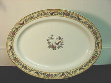 "HAVILAND FRENCH LIMOGES ""BRAZIL"" LARGE OVAL SERVING PLATTER DISCON. HTF!"