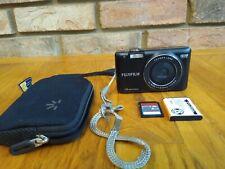 Fujifilm FinePix JX Series JX520 14.0MP Digital Camera - Black