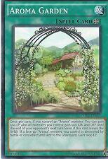 YU-GI-OH CARD: AROMA GARDEN - CORE-EN062