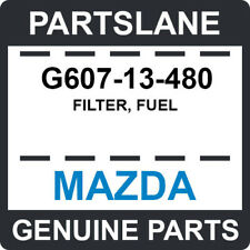 G607-13-480 Mazda OEM Genuine FILTER, FUEL