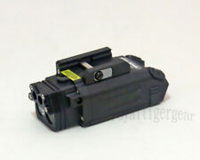 DBAL-PL Tactical FlashLight / Strobe / Torch / IR Illuminator / Laser - Black