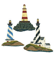Lighthouses 25 Wallies Light House Stickers Decals Border Walls Decor  Bathroom