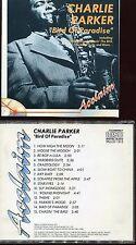 "Charlie PARKER ""Bird of paradise"" (CD)"