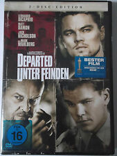 Departed - Unter Feinden - L. DiCaprio, Matt Damon, J. Nicholson, M. Wahlberg
