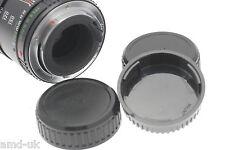 Rear Lens Dust Cap Cover - Pentax / Ricoh SLR Camera Lenses - K, PK, PKA, PKAF