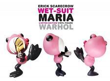 WET SUIT MARIA WARHOL EDITION VINYL TOY FIGURE ERICK SCARECROW