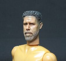 CUSTOM HEAD RON PERLMAN Es1/10(175mmBody)  FOR MADELMAN / MEGO