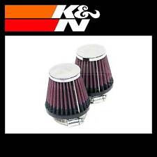 K&N RC-1072 Air Filter - Universal Chrome Filter - K and N Part