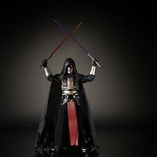 6 Inch Darth Revan Sith Lord Figure Black Series Collection Star Wars TBS .LOOSE