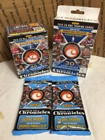 19-20 Panini Chronicles NBA Pack/Hanger/Box 100 Cards! RANDOM TEAM LIVE BREAK #7