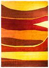 Diseñador GABBEH Alfombra 351 x 254cm PIEZA ÚNICA Anudada a Mano Lana Virgen 03