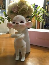 1/8 BJD MINI Mouse Raclette Doll NEW ARRIVAL High Quality Resin figure Xmas gift
