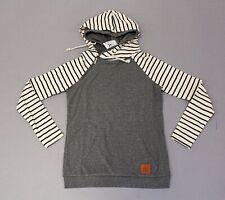 Ampersand Avenue Womens Original DoubleHood Sweatshirt SH3 In The Hamptons Small