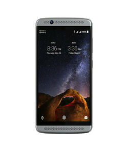 ZTE Axon 7 Mini | New, Open Box | AT&T | Platinum Gray | 32 GB | 5.2 in Screen