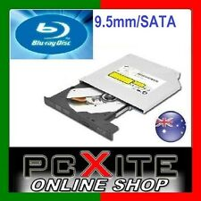 9.5mm Internal Sata Tray Load Blu-Ray Combo Dvd Cd ReWriter Burner Optical Drive