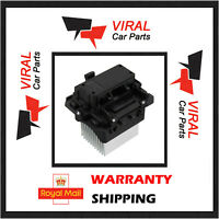 HEATER BLOWER FAN MOTOR RESISTOR 6 PIN FITS MEGANE SCENIC TRAFIC NV400 VIVARO