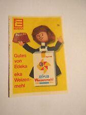 Edeka - eka Weizenmehl - Kuchen / Streichholzetikett
