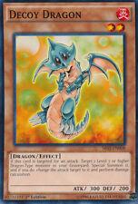Decoy Dragon - SR02-EN008 - Common - 1st Edition YuGiOh Near Mint