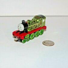 Thomas & Friends Train Tank Engine Take-N-Play Along Diecast Metallic Henry 2002