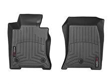 WeatherTech FloorLiner Floor Mats for Acura TL AWD - 2009-2014 - 1st Row - Black