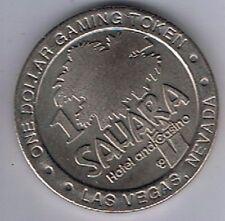 Sahara Hotel Casino $1.00 Gaming Token Las Vegas Nevada 1995