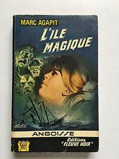 COLLECTION ANGOISSE N°142 ... EDITIONS FLEUVE NOIR ... EDITION ORIGINALE