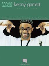 THE KENNY GARRETT COLLECTION ALTO SAXOPHONE TRANSCRIPTIONS SHEET MUSIC SONG BOOK