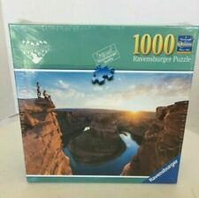 Ravensburger Canyon Sunrise 1000 Piece Jigsaw Puzzle 27x20 82442 Quick Ship