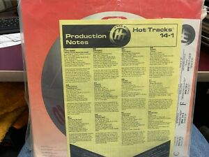 HOT TRACKS 14-1 LP DONNA SUMMER SPIRITS WHIGFIELD FEM 2 FEM LONDONBEAT BLONDIE