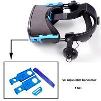 1 Set VR Headband Adjustable Connector For Oculus Quest & HTC VR Head Strap Part