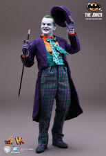 HOT TOYS BATMAN THE JOKER DX08 JACK NICOLSON TIM BURTON 1/6 SCALE FIGURE NEW