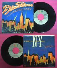 LP 45 7'' ELBOW BONES & THE RACKETEERS A night in new york Happy no cd mc dvd