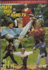 death duel of kung fu - Hong Kong Kung Fu Martial Arts Action movie DVD - NEW