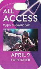 FOREIGNER PASS ** ALL ACCESS ** LAMINATE