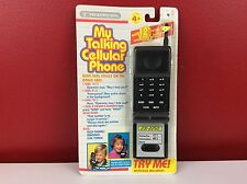 Vintage Trendmasters My Toy Talking Cellular Phone 1992 New Sealed