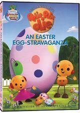 ROLIE POLIE OLIE AN EASTER EGG-STRAVAGANZA New Sealed DVD