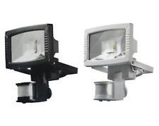 LivarnoLux 8.5W LED Outdoor Spotlight WHITE