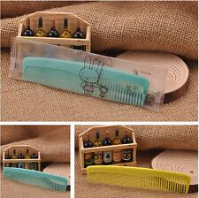 Disposable Comb Mens Women Pocket Salon Barber Hairdresser Combs
